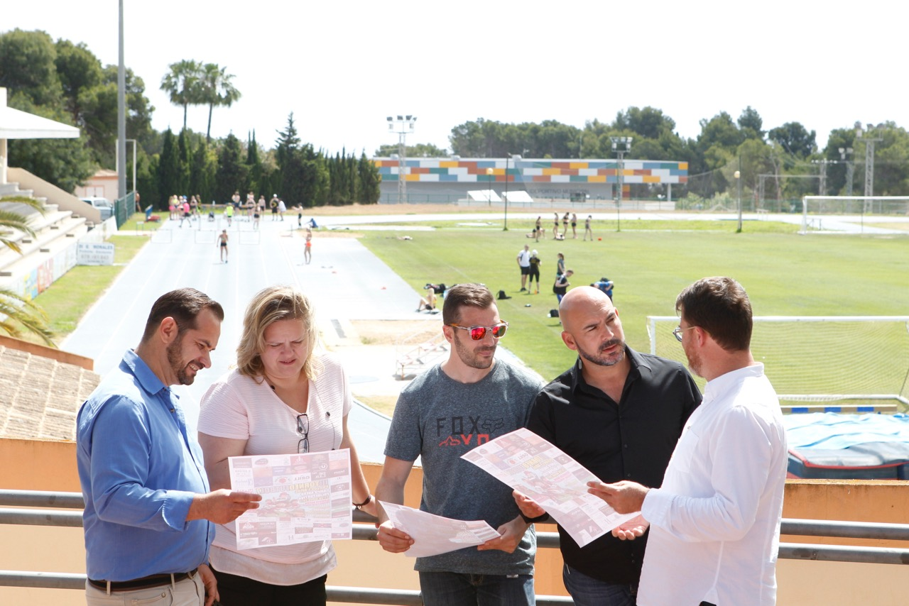 Los festeros de l'Alfàs del Pi disputarán este fin de semana el III Torneo Fútbol 7