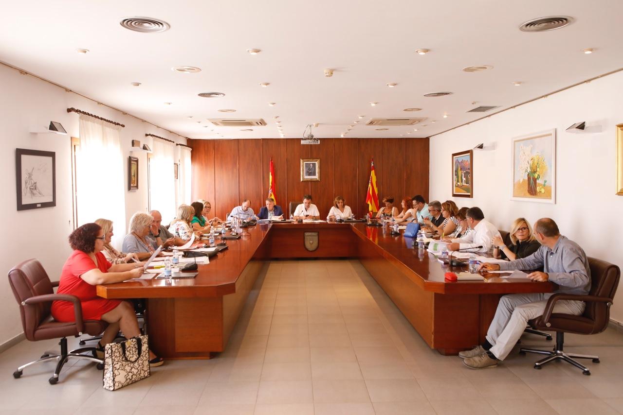 L'Alfàs cierra las cuentas de 2016 con un saldo positivo de 2'5 millones de euros