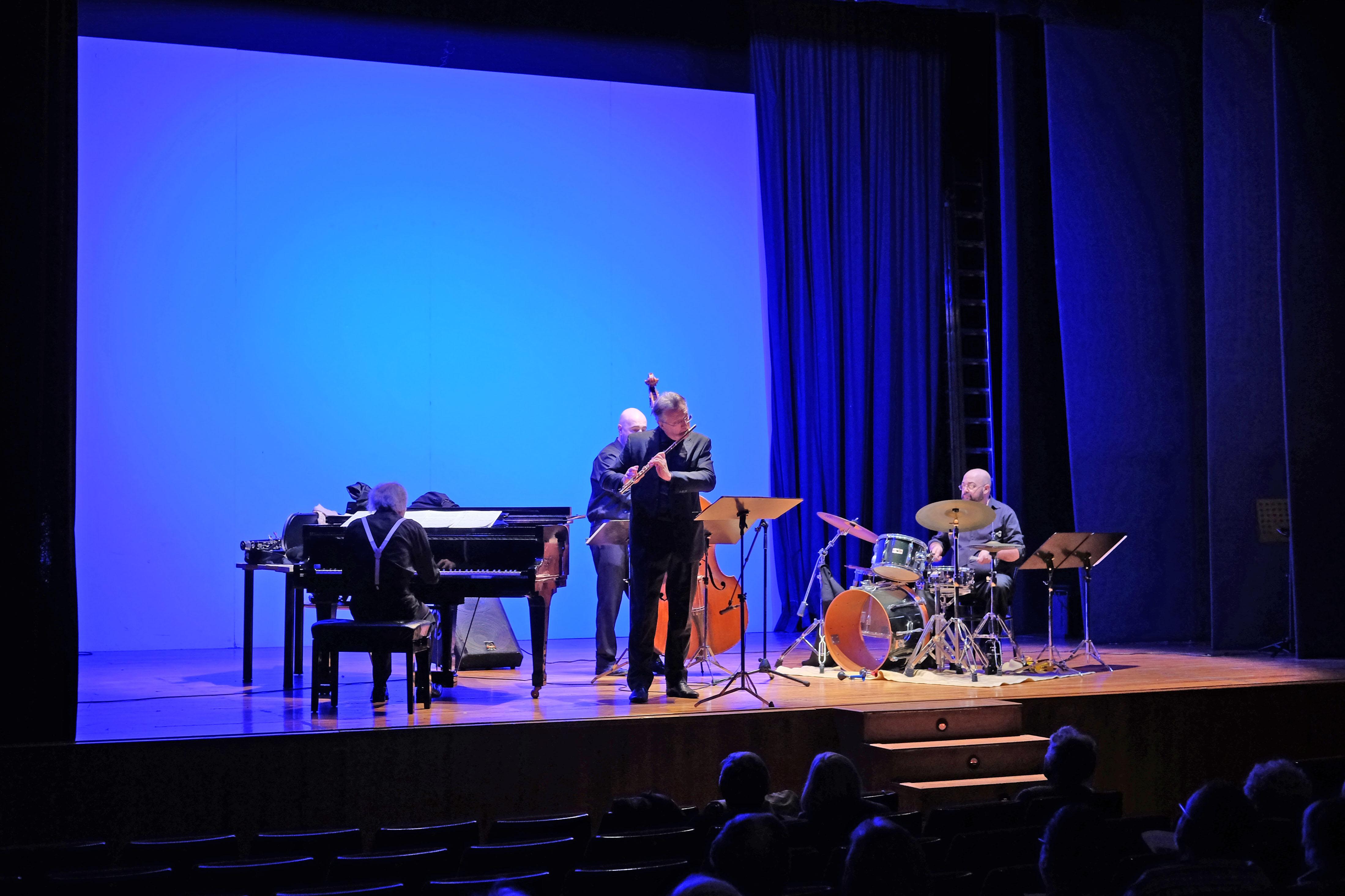 Concierto de jazz a beneficio del Grupo Scout Iradier