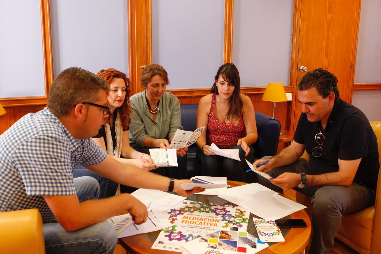 L'Alfàs acogerá este fin de semana un encuentro autonómico de mediadores escolares y familiares