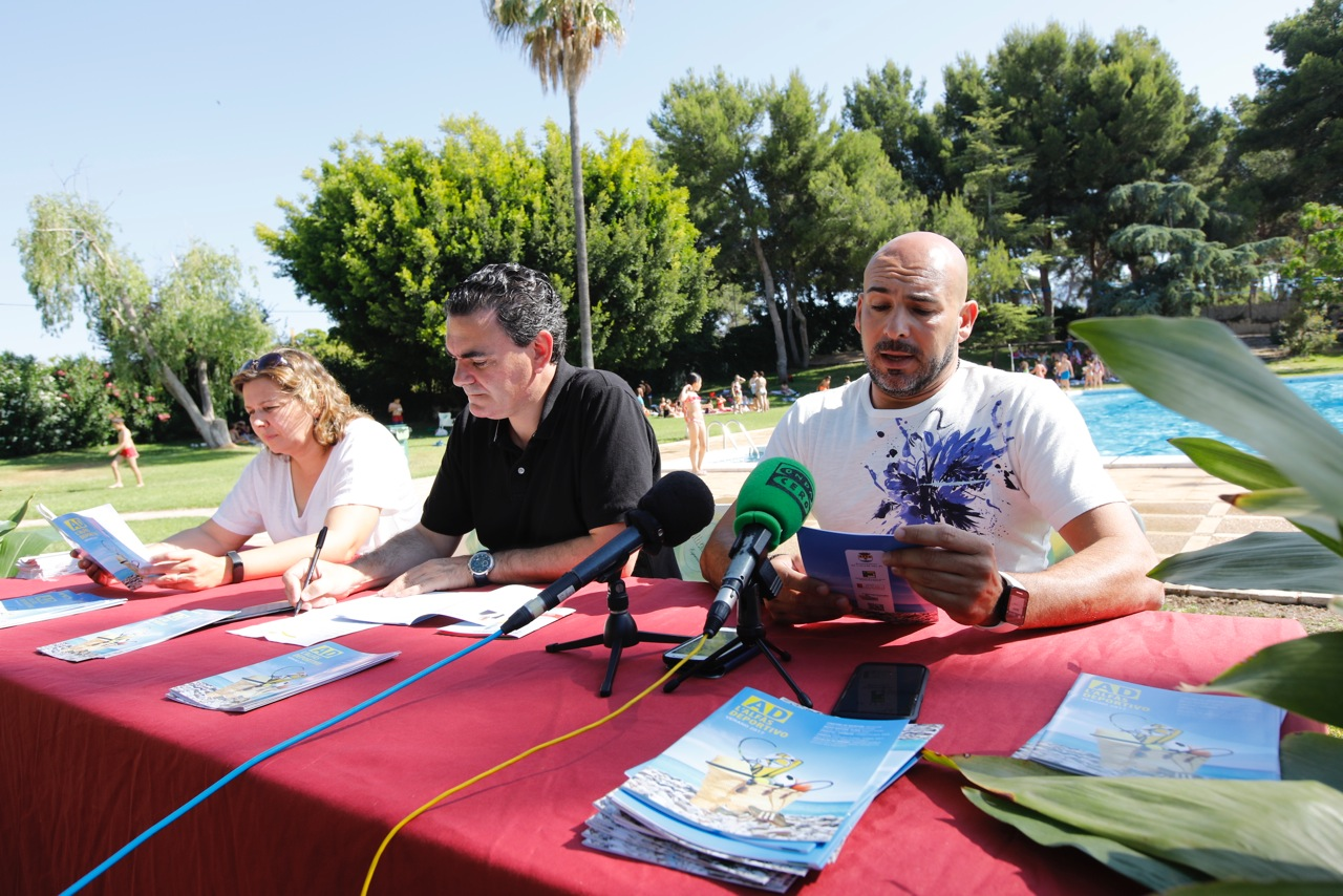 L'Alfàs del Pi presenta su ambiciosa oferta deportiva, cultural y educativa estival en su Estiu Saludable