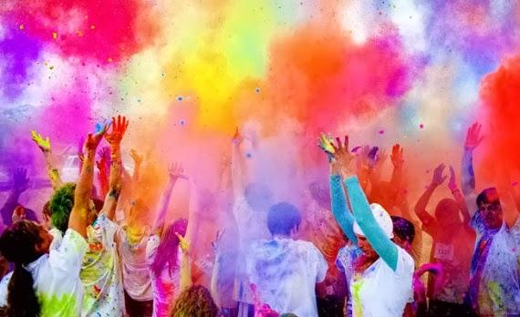 Últimas plazas disponibles para el I Holi Run de l'Alfàs