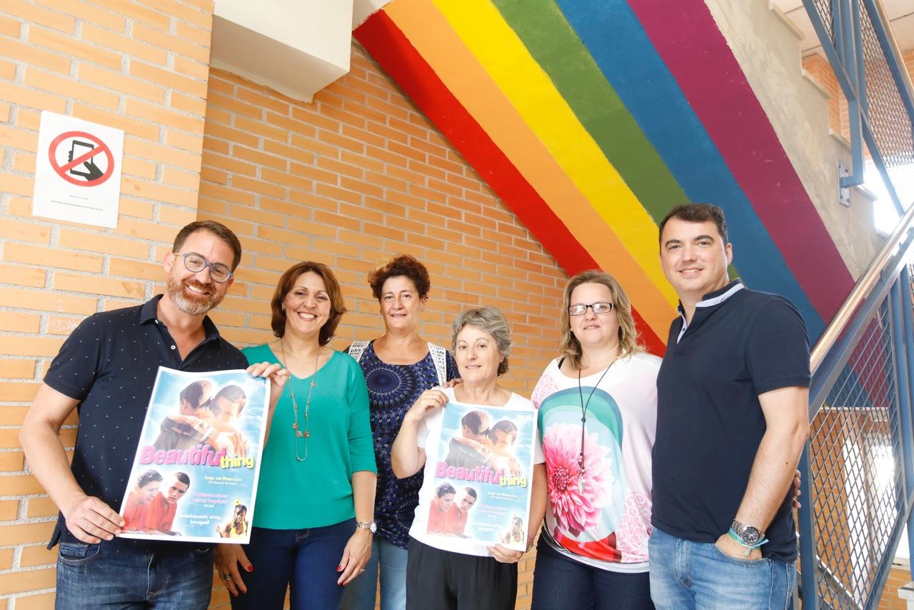 El IES l'Arabí conmemorará el Día del Orgullo LGTB con actividades enfocadas a la tolerancia y la normalización
