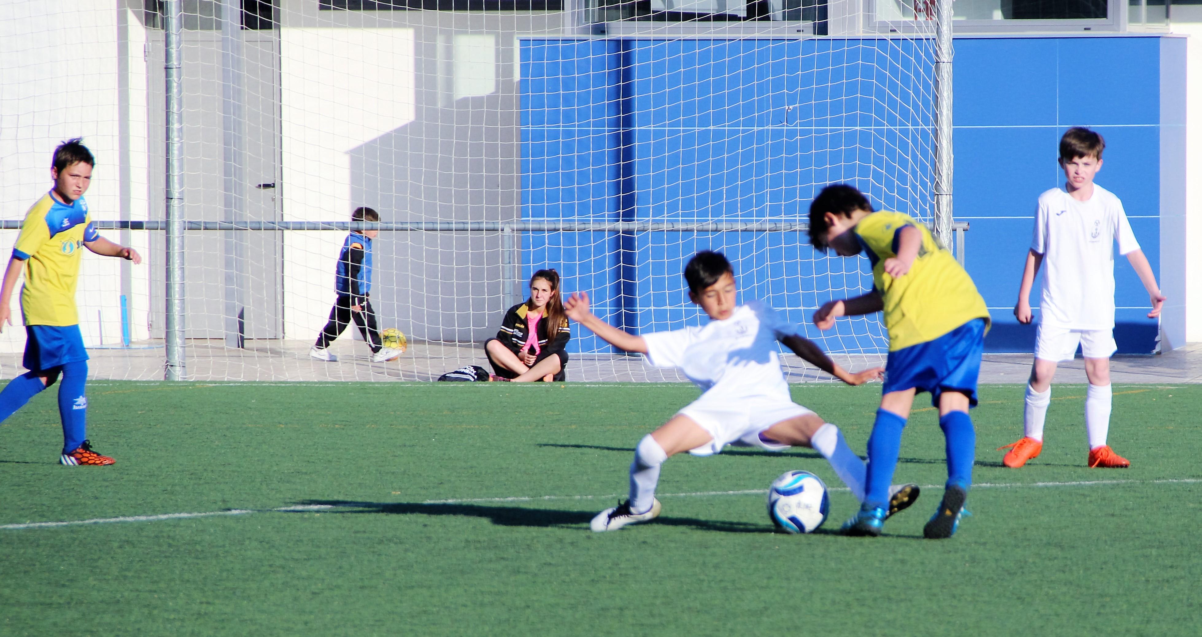 El próximo fin de  semana se celebra  la 9ª edición de la Marina Baixa  Cup de Fútbol