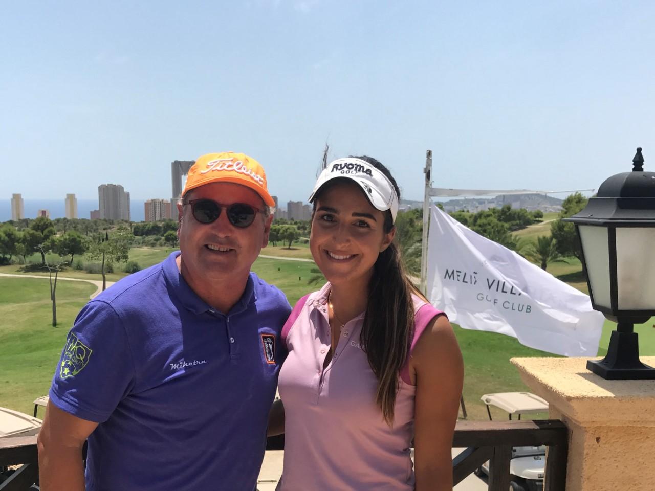 Miguel Torres se Proclama, de nuevo Campeón de la Comunidad Valenciana de Golf  .