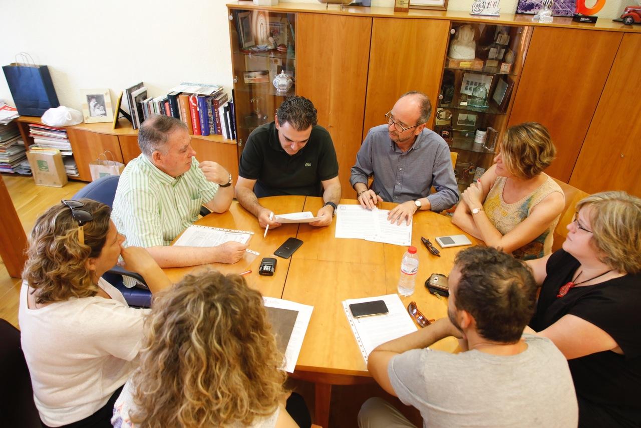 El gobierno de l'Alfàs prioriza los proyectos dedicados a formación y empleo