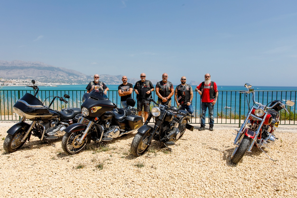 El Costa Blanca Bike Show traslada este domingo el ambiente motero al Parque de los Eucaliptos