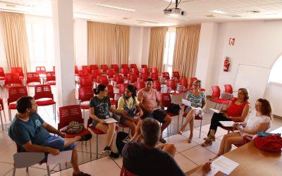 Un total de cinco jóvenes de L'Alfàs del Pi viajarán a Vicenza a la última actividad internacional del proyecto EASY Town