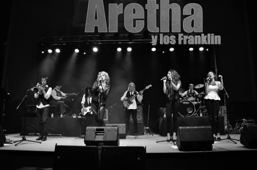 La playa del Racó de l'Albir se rendirá al encanto del soul, el blues y el R&B de Aretha y los Franklin