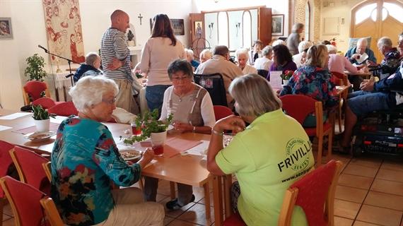 El Voluntariado Noruego celebrará el sábado una nueva edición de su mercadillo solidario