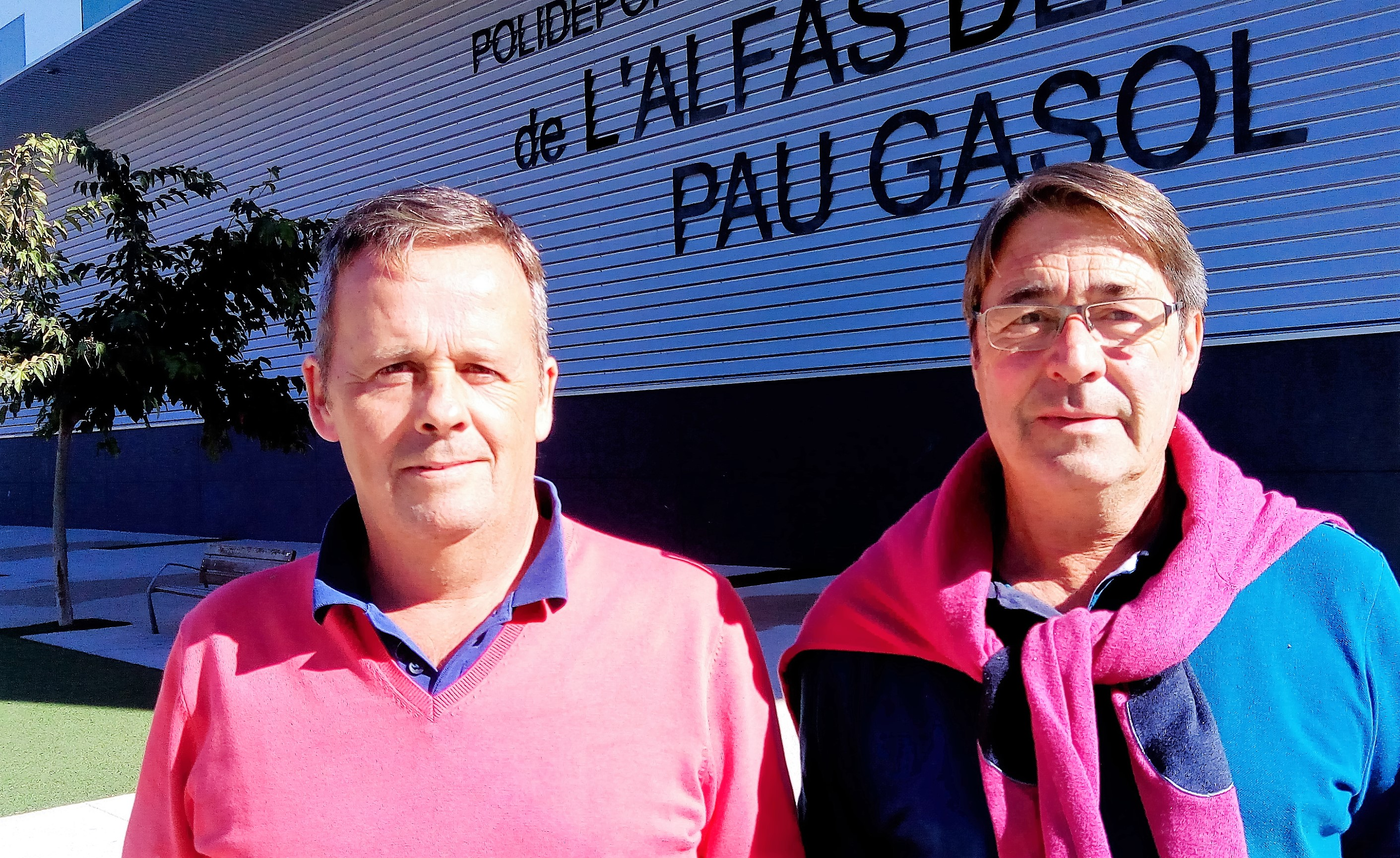 Raúl Vago y Alfonso Echevarría disputarán la Final Mundial de Parejas Amateur de Golf 2017 en el Algarve Portugal.