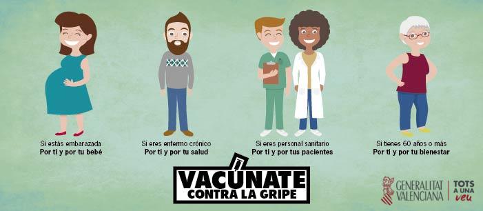 El Centro de Salud de l'Alfàs pone en marcha la campaña de vacunación contra la gripe