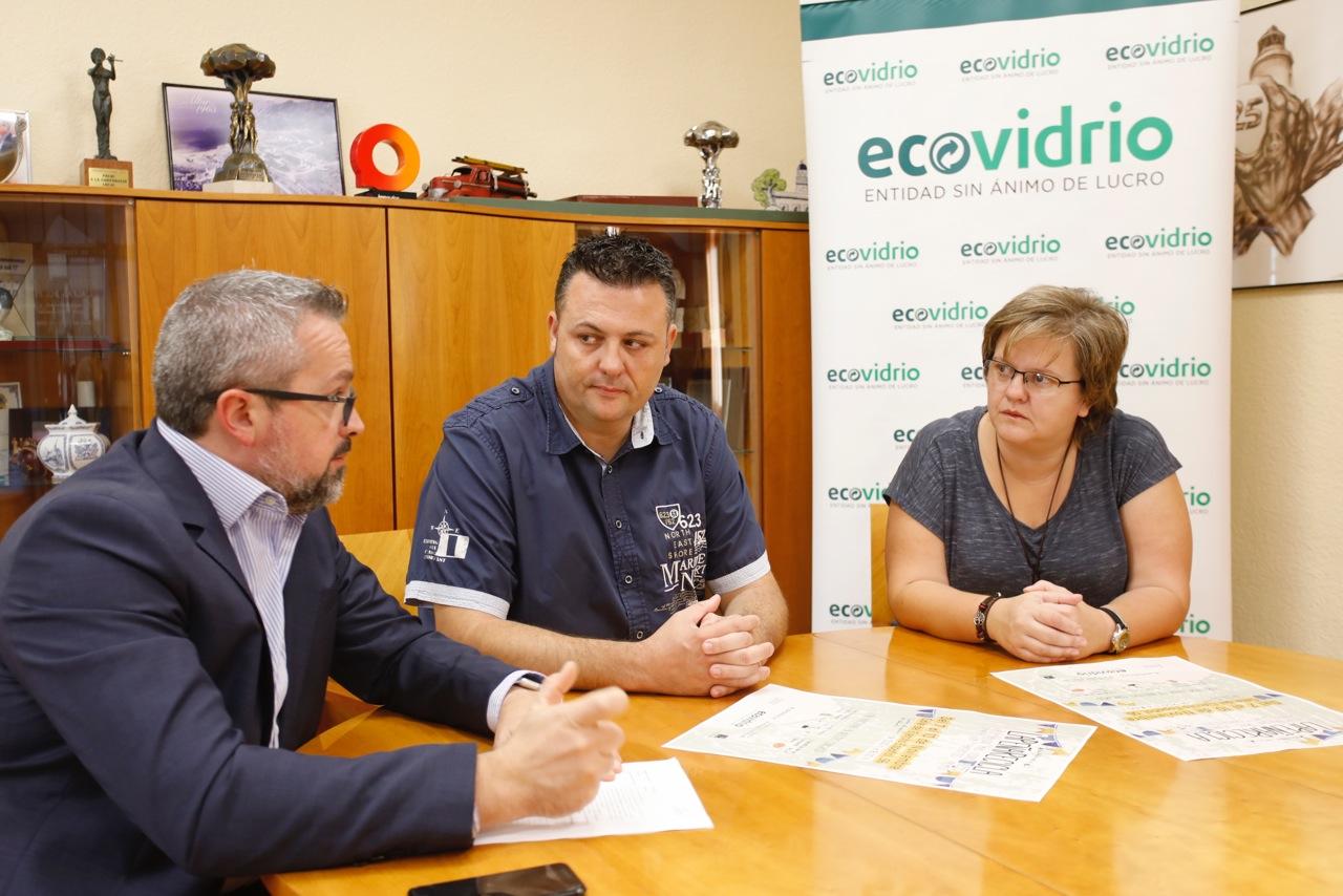 """L'Alfàs apuesta con la campaña """"La Peña Recicla"""" por unas fiestas sostenibles"""
