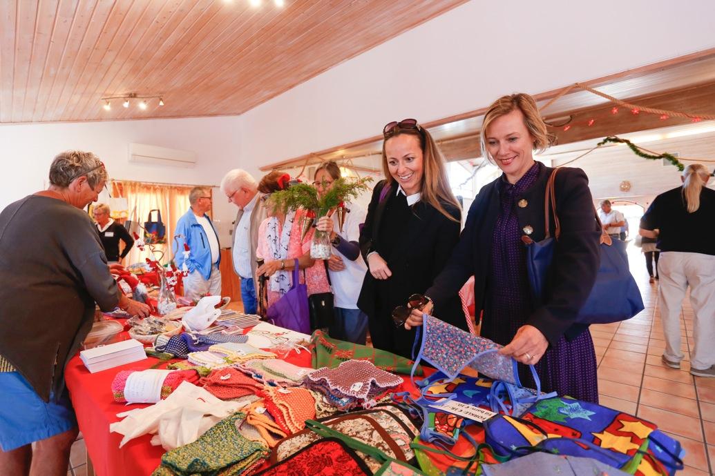 La Iglesia Noruega de l'Albir celebra su tradicional Mercadillo Navideño