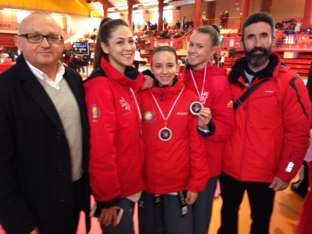 María Vidal Frases representará a la Comunidad Valenciana en el próximo Campeonato de España de Poonsae .