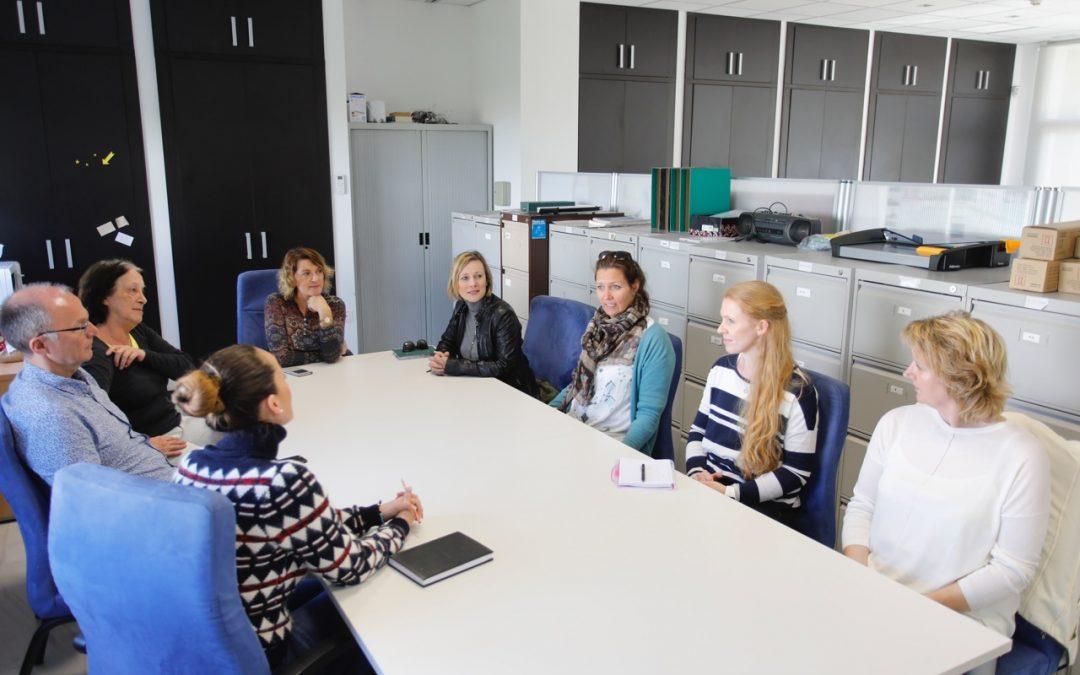 L'Alfàs intercambia experiencias con voluntarios de Frivilligsentralen de Noruega