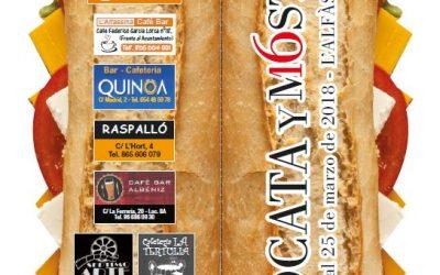 Una decena de bares de l'Alfàs ofrecen menús especiales durante la Mostra de Teatre