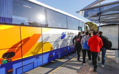 65 alumnos del IES L'Arabí realizan la prueba Cangur