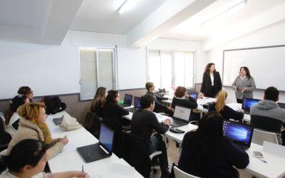 El CFO acoge un curso de inglés básico sobre atención a personas dependientes