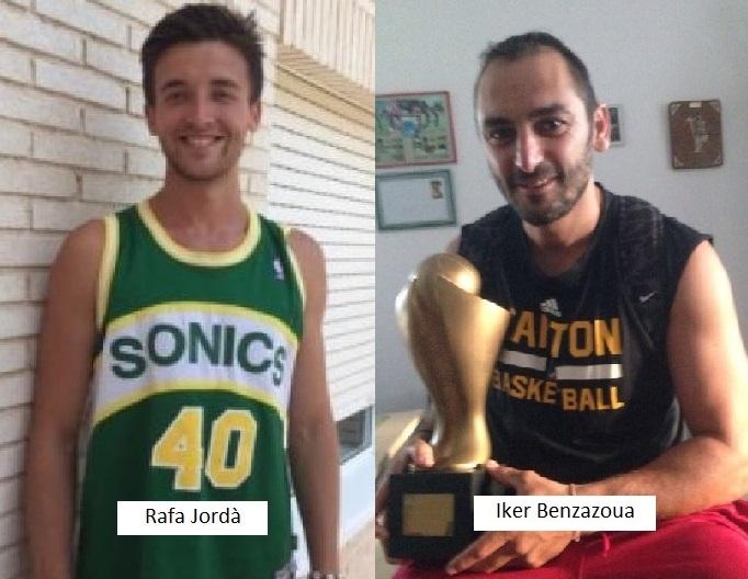 Iker Benzazoua, entrenador del CB Terralfas salvó la vida Rafa Jordá jugador del   CB Begastri que sufrió varios desmayos