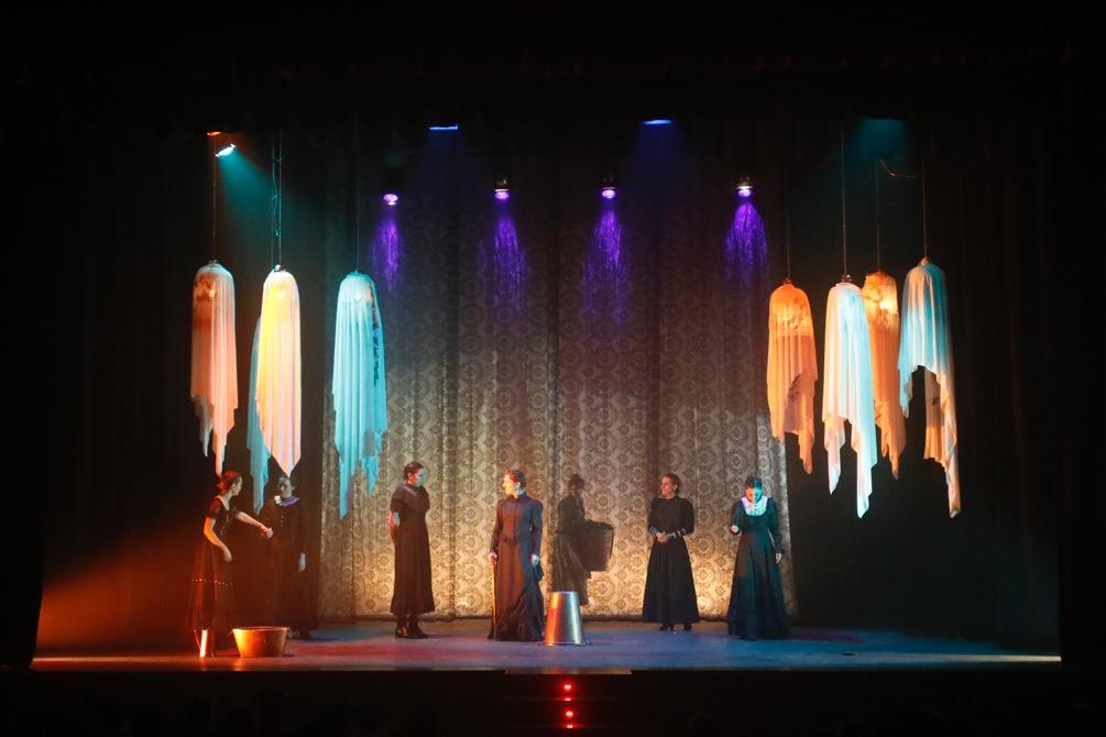 Sigue sumando éxitos la Mostra de Teatre en l'Alfàs