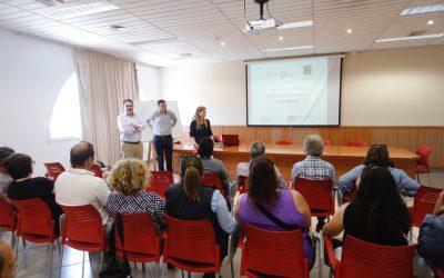 L'Alfàs recibe una subvención de 200.000 euros para continuar con el programa Et Formem