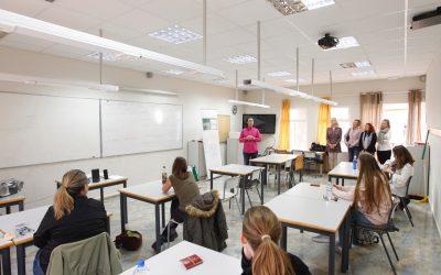 L'Alfàs del Pi acogió una nueva convocatoria del Bergenstest, el examen oficial de noruego