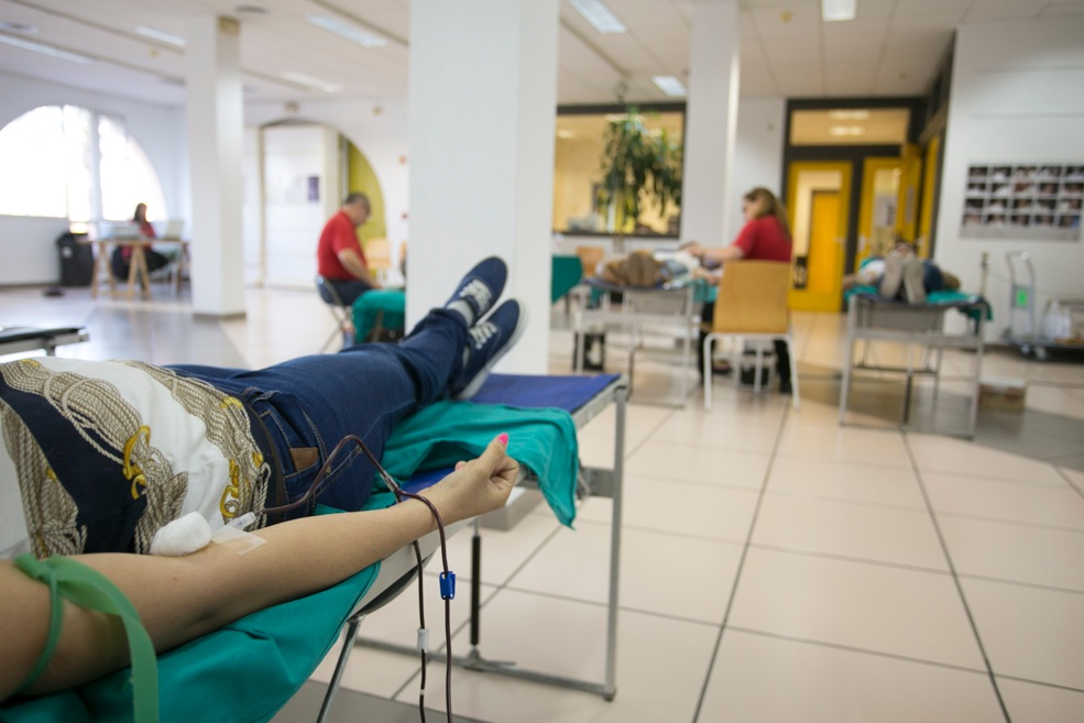 Los donantes de sangre de l'Alfàs del Pi vuelven a mostrar su compromiso