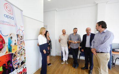 El Centro de Formación Profesional de APSA en l'Alfàs cambia de ubicación