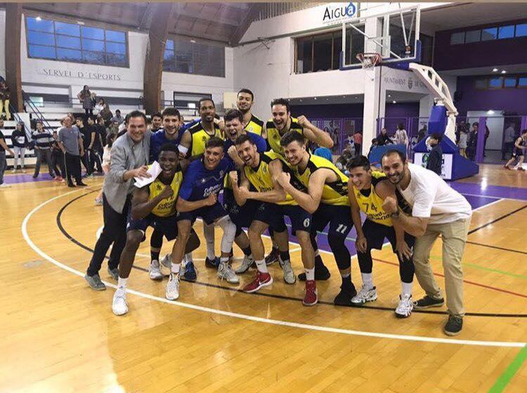 El Parc Natural Serra Gelada de basket jugará la fase de ascenso a LEB plata.