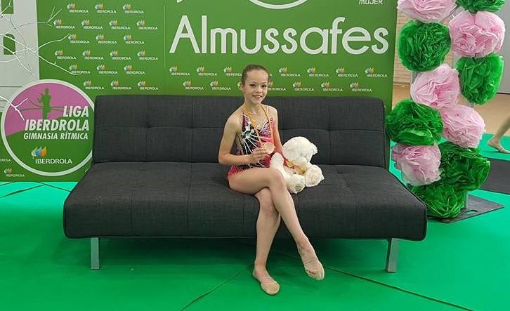 Laia Rodríguez consigue su clasificación para el Campeonato España Individual.