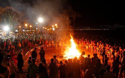 L'Alfàs organiza la Noche de San Juan más sostenible