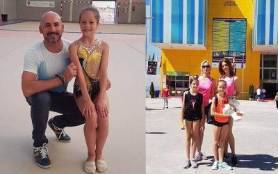 Laia Rodríguez participa este fin de semana en el Campeonato España Individual de Gimnasia Rítmica que se celebra  Guadalajara.