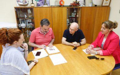 L'Alfàs abre una vía de colaboración con la Universidad de Valencia