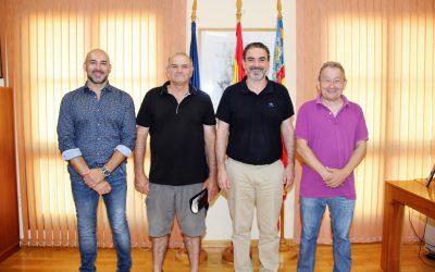 El Ayuntamiento de l'Alfàs ratifica más convenios de colaboración con tres entidades deportivas.