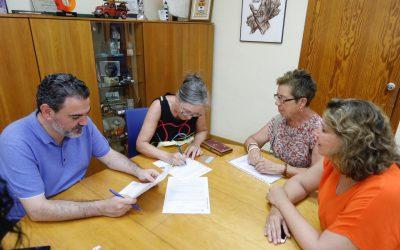 El Ayuntamiento de l'Alfàs y  Crearte Albir renuevan el convenio de colaboración