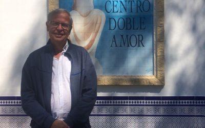 Un vecino de l'Alfàs inicia el Camino de Santiago con fines solidarios