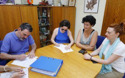 El Ayuntamiento y Huellas Borradas de Mujer colaboran en acciones que fomentan la igualdad de género