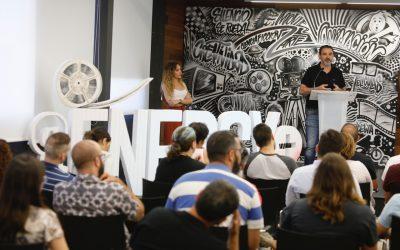 """""""Energy+"""" reúne en l'Alfàs a los profesionales del sector audiovisual"""