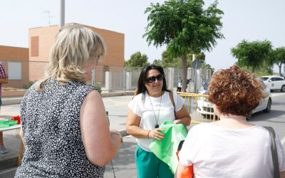 L'Alfàs del Pi promueve el uso de bolsas reutilizables para reducir el uso del plástico