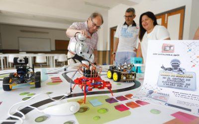 Fomento y Desarrollo y Nuevas Tecnologías lanzan una nueva edición del Curso de Robótica