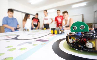 La robótica y la programación, dos herramientas educativas