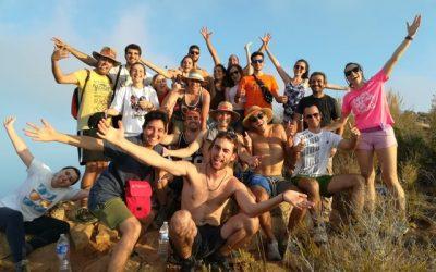 Finaliza el Campo Internacional de Voluntariado Juvenil en l'Alfàs