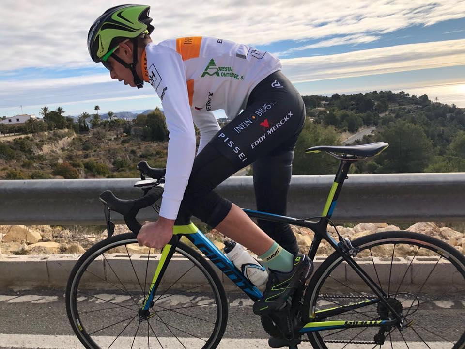 La primera etapa de la VI Vuelta Ciclista a Alicante categoría Junior se diputará en l'Alfàs del Pi.