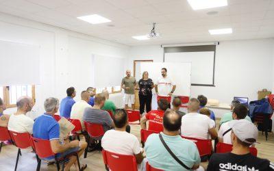 Rotundo éxito del curso de primeros auxilios dirigido al colectivo de ciclistas de l'Alfàs del Pi