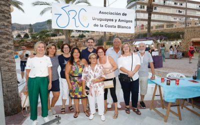 La Asociación de Uruguayos de la Costa Blanca celebró su Día de la Independencia con una fiesta en l'Albir