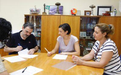 El Ayuntamiento de l'Alfàs colabora con el AMPA del CEIP Racó de l'Albir