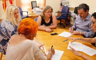 L'Alfàs del Pi colabora con la Asociación de Familiares y Enfermos Mentales de la Marina Baixa