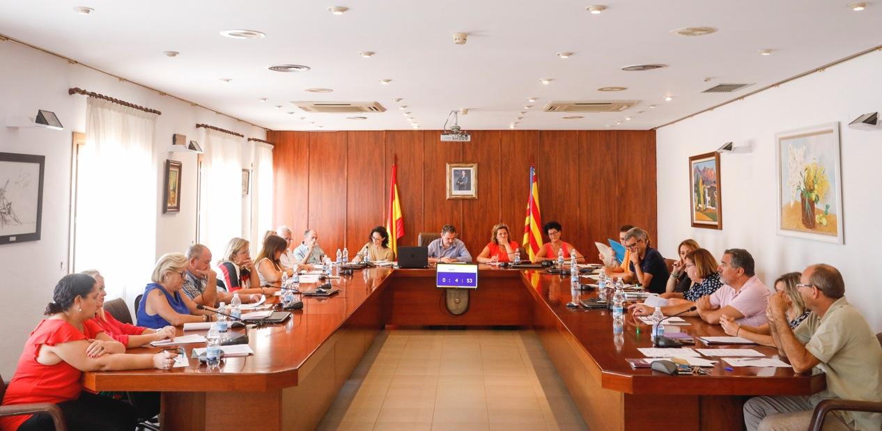 El Plan de Igualdad de l'Alfàs propone alcanzar la transversalidad en 10 áreas