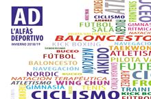 Folleto Actividades Deportivas 2018
